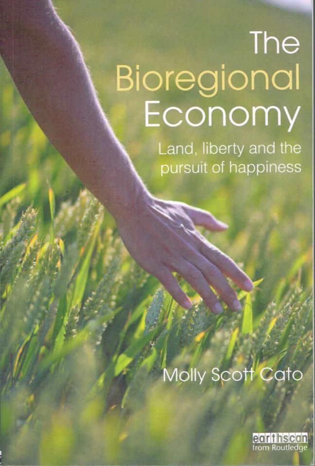 Book cover for The Bioregional Economy